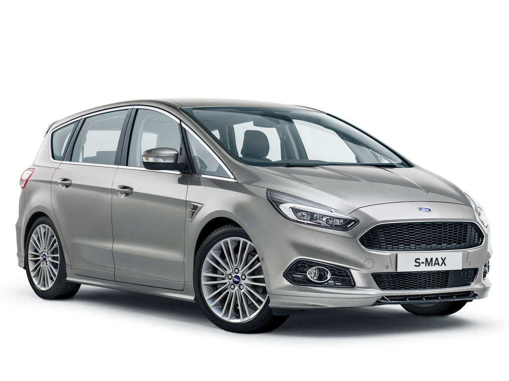 ford s-max какое масло
